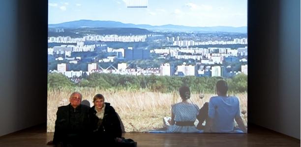 Urban Art exhibition – Satelites live