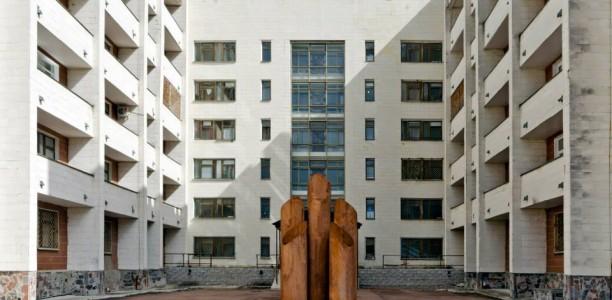 Urban residency. Open call