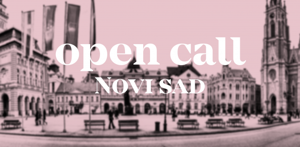 Open Call Novi Sad