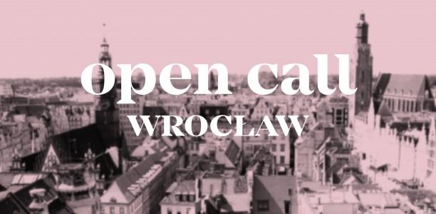 Open Call Wrocław