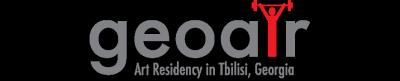 geoAIR_Art Residency_logo_blog